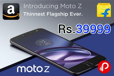 MotoZ with MotoMods on sale Amazon and Flipkart