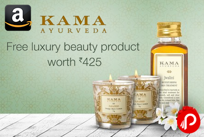 Kama Ayurveda Luxury Beauty Products