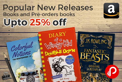 Popular New Releases Books