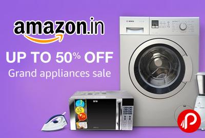 Grand Appliance Sale