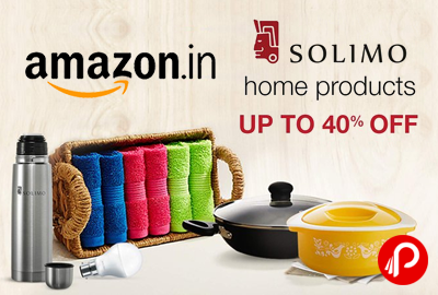 Solimo Home Products