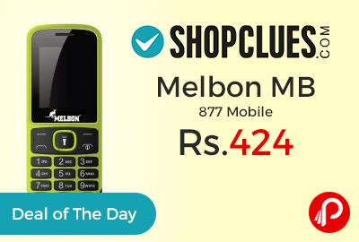 Melbon MB 877 Mobile