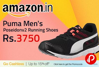 Puma Men's Poseidonv2 Running Shoes