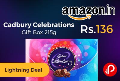 Cadbury Celebrations Gift Box 215g