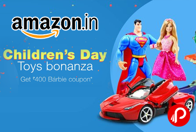 Children's Day Toys Bonanza