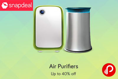 Air Purifiers and Dehumidifiers
