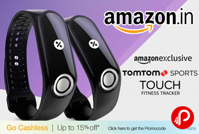 TOMTOM Sports Touch Fitness Tracker