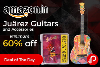 Juârez Guitars and Accessories