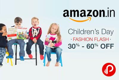 Children Day Fashion Flash