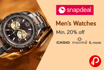 Men Watches Casio