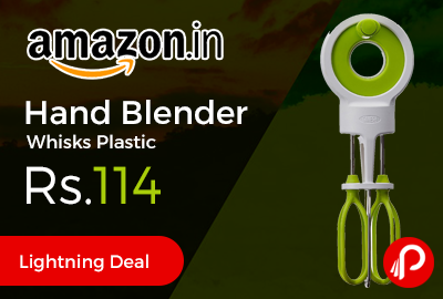 Hand Blender Whisks Plastic
