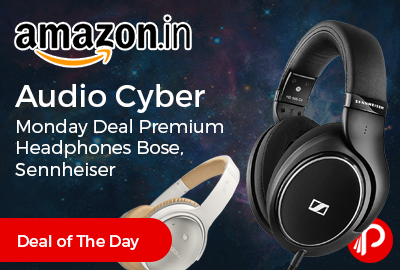 Audio Cyber Monday Deal Premium Headphones Bose