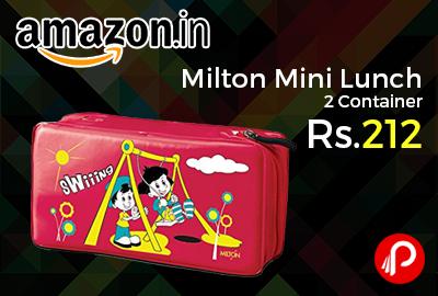 Milton Mini Lunch 2 Container