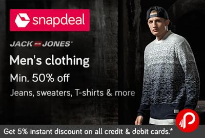Jack n Jones Men's Clothing