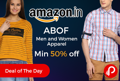 ABOF Men and Women Apparel