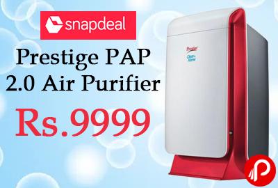 Prestige PAP 2.0 Air Purifier