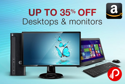 Desktop Systems and LED Monitors Store
