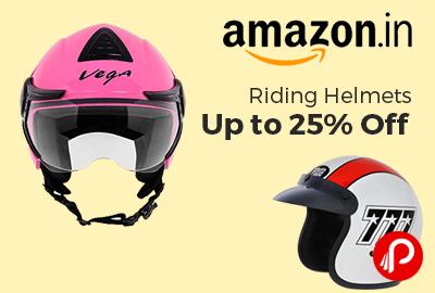 Riding Helmets