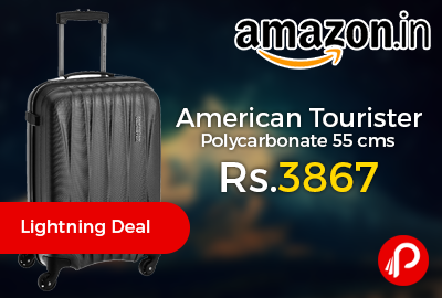 American Tourister Polycarbonate 55 cms