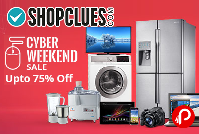 Cyber Weekend Sale Electroni