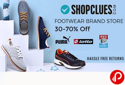 Footwear Brand Store