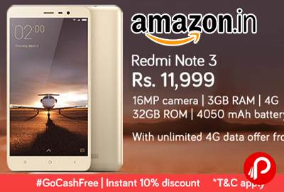 Redmi Note 3 Mobile