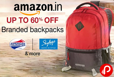 Branded Backpacks Skybags, American Tourister