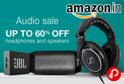 Audio Sale Headphones and Speakers
