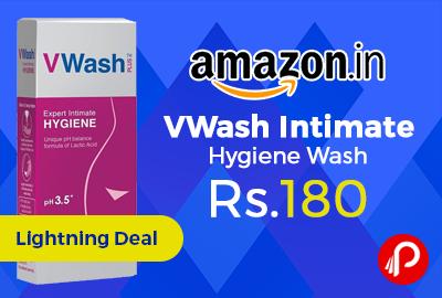 VWash Intimate Hygiene Wash