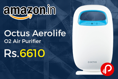 Octus Aerolife O2 Air Purifier Just at Rs.6610 - Amazon