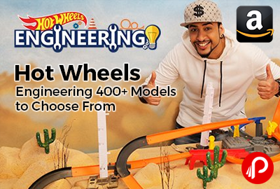 Hot Wheels Engineering
