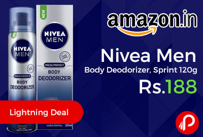 Nivea Men Body Deodorizer