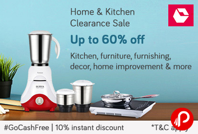 Home & Kitchen Clearance Sale