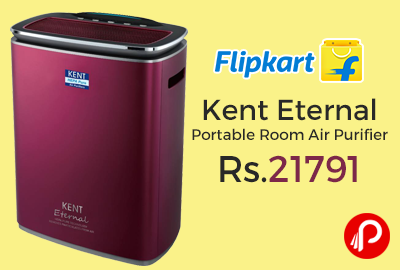 Kent Eternal Portable Room Air Purifier