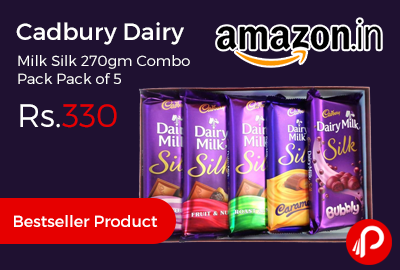 Cadbury Dairy Milk Silk 270gm