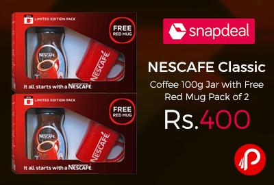 NESCAFE Classic Coffee 100g Jar