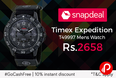Timex Expedition T49997 Mens Watch
