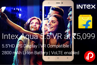 Intex Aqua 5.5 VR