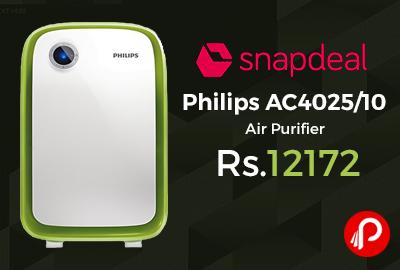 Philips AC4025/10 Air Purifier
