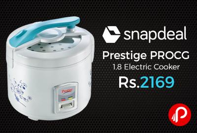 Prestige PROCG 1.8 Electric Cooker