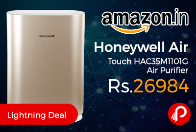 Honeywell Air Touch HAC35M1101G Air Purifier Just at Rs.26984 - Amazon