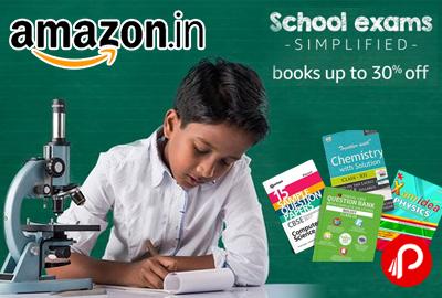 School Exams Simplified Books