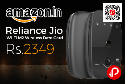 Reliance Jio Wi-Fi M2 Wireless Data Card