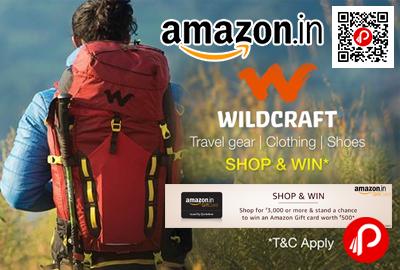 Wildcraft Travel Gear