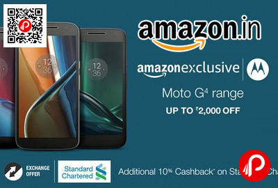Moto G4 Range Mobile