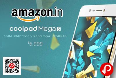 Coolpad Mega 3 Mobile