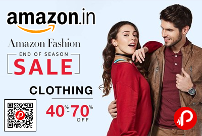 Amazon Fashion EOSS Clothing