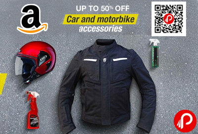 Car and Motorbike Accessories
