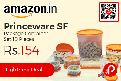 Princeware SF Package Container