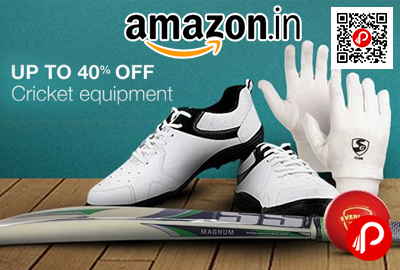 Cricket Equipment Products